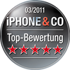 iPhone & Co Top Rating